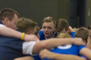 Korfbal challenge Rotterdam ervaring - Wilmer en Jorrit