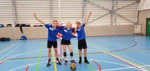 Korfbal Challenge'18 ervaring - Idwer en Yardi 1